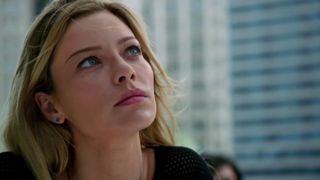 Leslie Shay - Chicago Fire