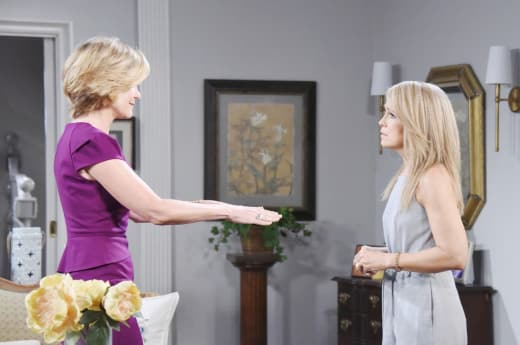 Another Argument Between Enemies - Days of Our Lives