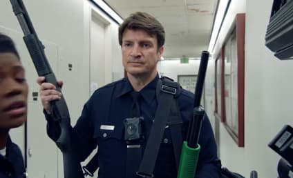 The Rookie Trailer: Nathan Fillion Doing What He Does Best!