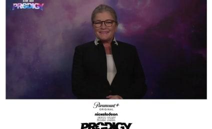 Star Trek: Prodigy's Kate Mulgrew Reveals Janeway's Evolving Purpose