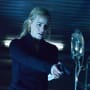 Cassie Threatens Someone - 12 Monkeys Season 1 Episode 10