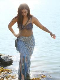 A Mermaid on Land