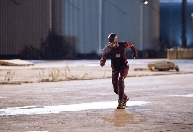 Run Barry - The Flash Season 2 Episode 12