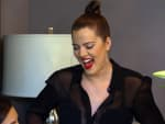Khloe Kardashian, All Smiles