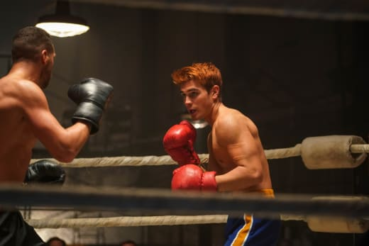 Boxing Match - Riverdale Season 3 Episode 13