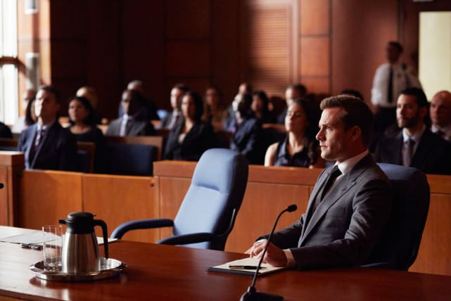 Where Is Mike? - Suits Season 5 Episode 15