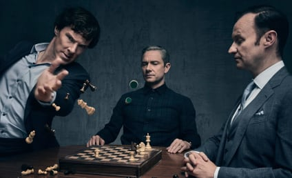 Sherlock Review: The Final Problem