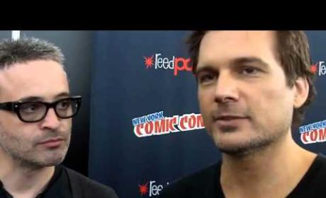 Len Wiseman and Alex Kurtzman Interview