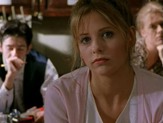 Student Woes - Buffy the Vampire Slayer Season 1 Episode 4