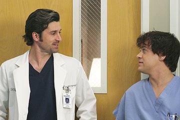 Derek & George