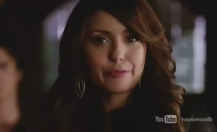 The Vampire Diaries Teaser: Out of the Bag