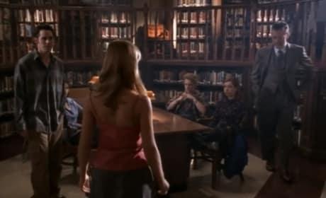 Buffy's Intervention - Buffy the Vampire Slayer Season 3 Episode 7