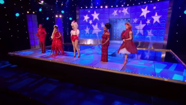 Red To Filth - RuPaul's Drag Race All Stars Season 3 Episode 7