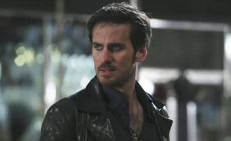 Hook's Still Got His Hook - Once Upon a Time Season 4 Episode 22