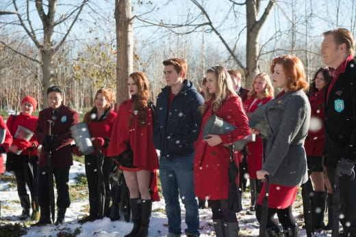 Maple Harvest - Riverdale Season 1 Episode 9