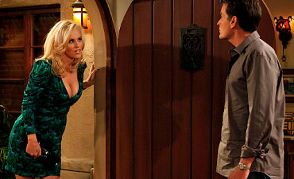 """Two and a Half Men Review: """"Ow, Ow, Don't Stop"""""""