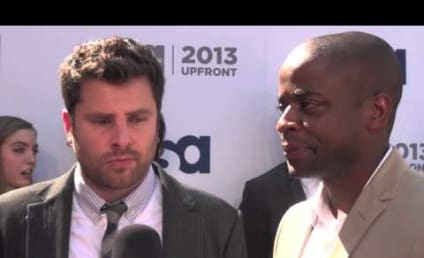 Dule Hill and James Roday Praise Psych Season 7, Writing Staff