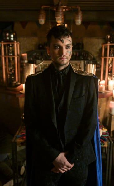 Murphy in Sanctum - The 100 Season 6 Episode 13