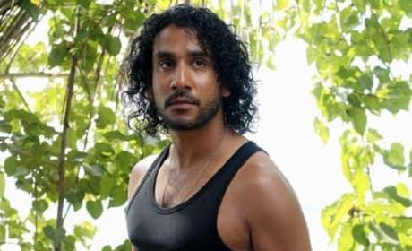 Naveen Andrews as Sayid