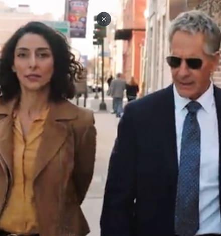 Heading for a Crime Scene - NCIS: New Orleans Season 5 Episode 14