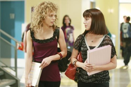 Naomi and Adrianna