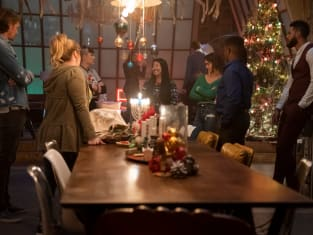 Coterie Christmas  - Good Trouble Season 2 Episode 10