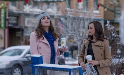 Gilmore Girls Returns to The CW Schedule. What's the Catch?
