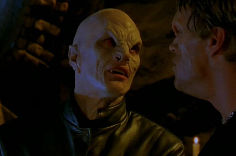 The Master - Buffy the Vampire Slayer Season 1 Episode 1 - TV Fanatic