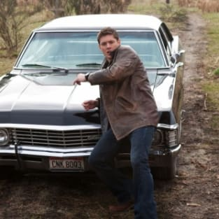 Supernatural Season Finale Scene