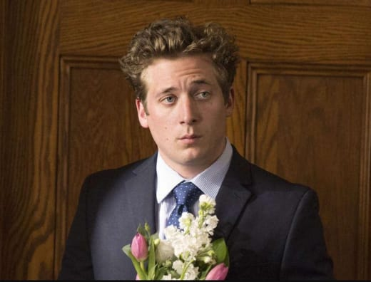 Lip at a Funeral - Shameless Season 8 Episode 10
