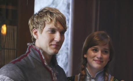 Saying Goodbye - Once Upon a Time Season 4 Episode 12