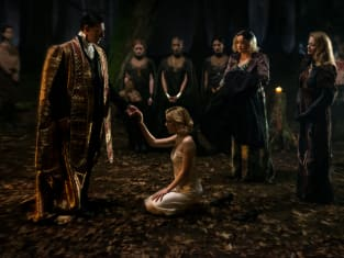 Sabrina Takes a Knee - Chilling Adventures of Sabrina