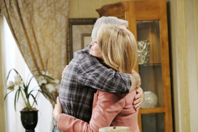 A double romantic surprise for John and Marlena!