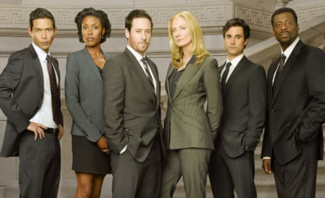 The Whole Truth Cast Pic