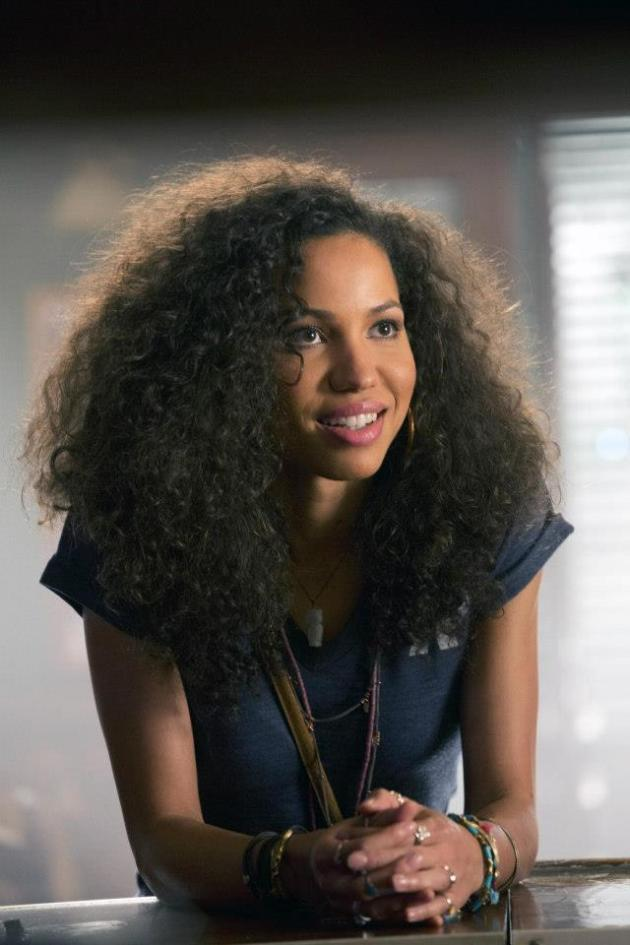 Jurnee Smollett-Bell on True Blood