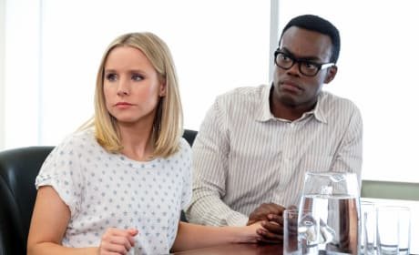The Time-Knife - The Good Place Season 3 Episode 12