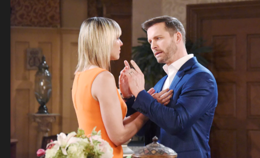Brady is Furious - Days of Our Lives