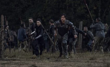 The Walking Dead EP Says AMC Made the Decision to End Series