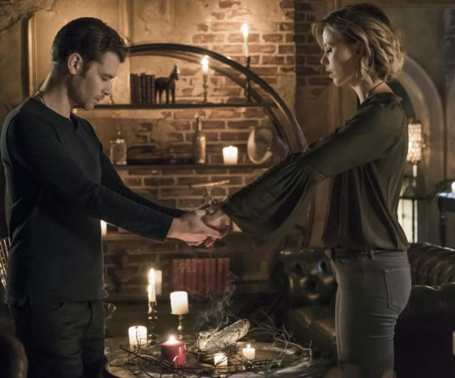 Always & Forever - The Originals Season 4 Episode 11
