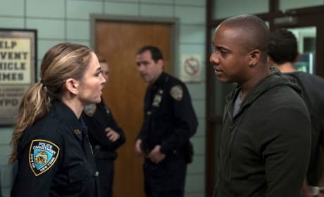 Tufo Talks Tess Down - Shades of Blue Season 3 Episode 7