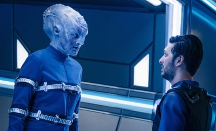 Star Trek: Discovery Season 1 Episode 10 Review: Despite Yourself