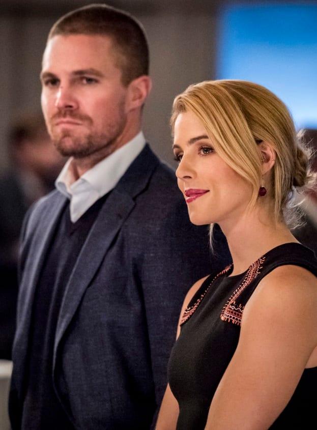 Reunited (Tall)  - Arrow Season 7 Episode 8
