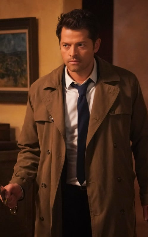 Castiel Tries His Best - Supernatural Season 14 Episode 14