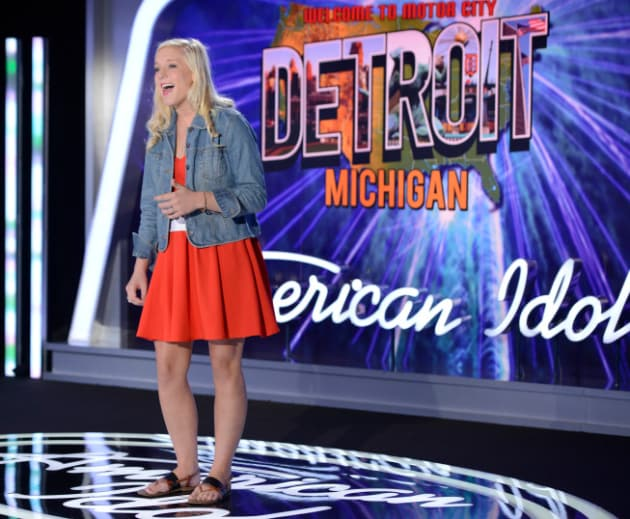 Detroit Audition