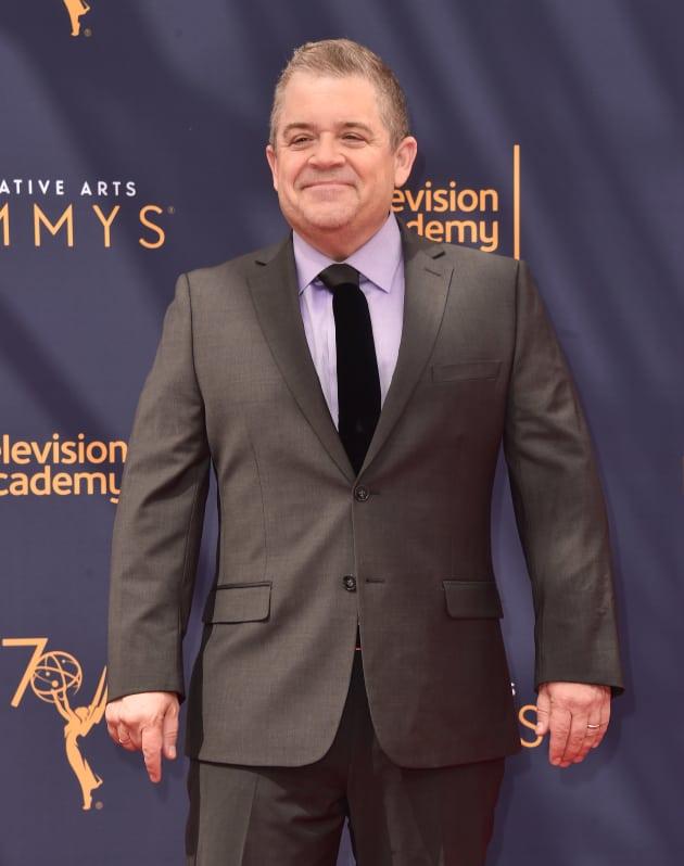 Patton Oswalt Attends Creative Arts Emmys