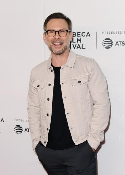 Christian Slater Says Farewell to Mr. Robot