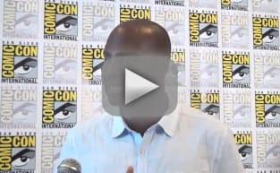 Olatunde Osunsanmi Comic-Con Q&A