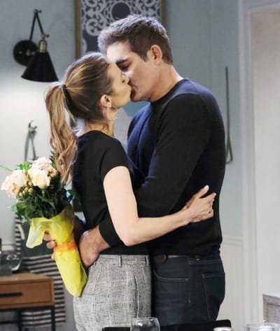 Rafe Gets Some Love Advice / Tall - Days of Our Lives