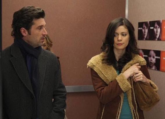 Rose and Derek