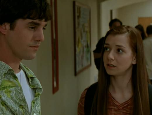 Concerned Friend - Buffy the Vampire Slayer Season 1 Episode 2